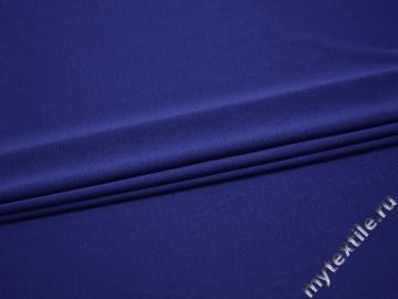 Трикотаж фиолетовый из вискозы АЁ420