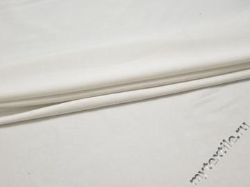Трикотаж молочный хлопок АМ217