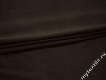 Трикотаж цвета хаки вискоза хлопок АМ530