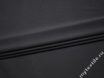 Трикотаж серый полиэстер АМ518