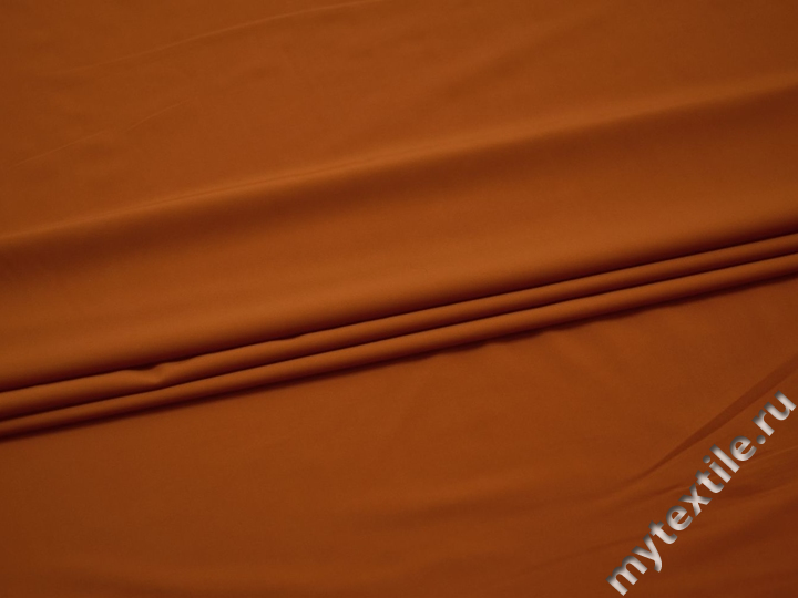 Бифлекс терракотового цвета полиэстер АМ517