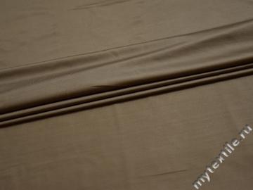 Трикотаж оливковый полиэстер АМ57
