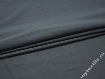 Трикотаж серый полиэстер АМ314
