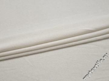 Трикотаж белый хлопок АМ32
