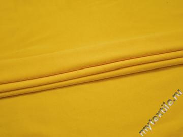 Трикотаж чулок желтый хлопок АЁ324