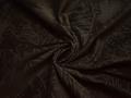 Вельвет коричневый абстракция хлопок эластан ЕА431