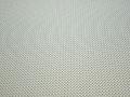 Рубашечная белая синяя ткань геометрия хлопок эластан ЕБ291