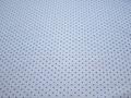 Рубашечная голубая синяя ткань геометрия хлопок ЕБ263