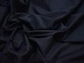 Батист синий коричневый геометрия хлопок ЕБ249