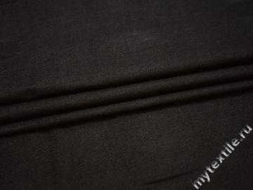 Джинс коричневый хлопок эластан ЕА110