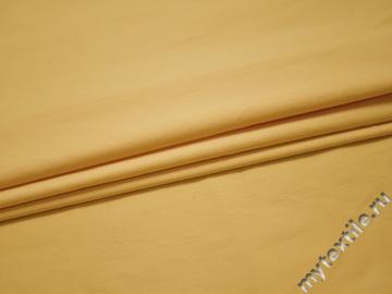 Джинс желтый хлопок эластан ЕА158