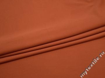 Бифлекс терракотового цвета полиэстер АЛ518