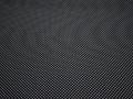 Рубашечная черная голубая ткань геометрия хлопок ЕА359