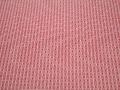Рубашечная белая красная ткань геометрия хлопок ЕА3107