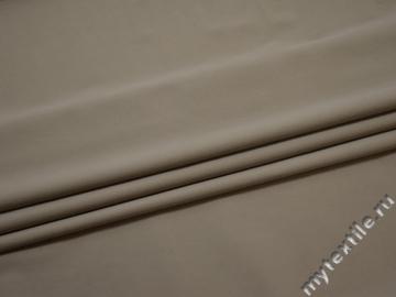 Бифлекс матовый коричнево-бежевого цвета АК35
