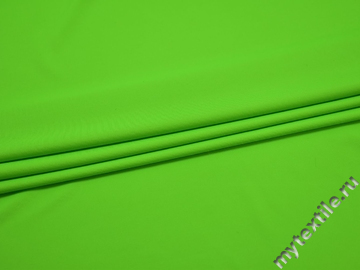 Бифлекс матовый ярко-салатового цвета АИ431