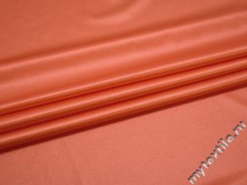 Бифлекс однотонный светло-красного цвета АК114