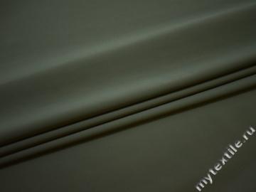 Бифлекс однотонный серого цвета АК148