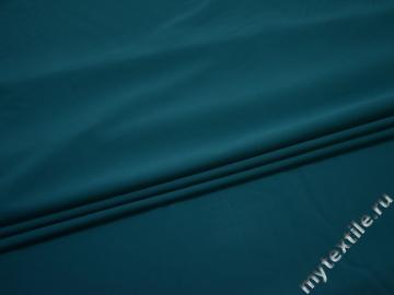 Бифлекс однотонный синего цвета АК217