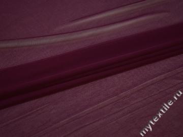 Сетка-стрейч сиреневого цвета полиэстер БГ566