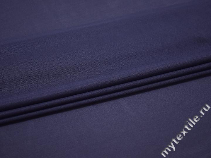 Сетка-стрейч фиолетового цвета БД42