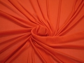 Сетка-стрейч оранжевого цвета БД423
