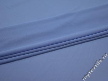 Сетка-стрейч голубого цвета БД479