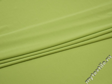 Сетка-стрейч подкладочная салатовая БД558