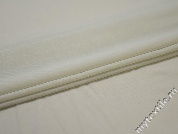 Сетка-стрейч подкладочная серая БД567