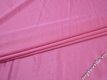 Сетка-стрейч подкладочная розовая БД560