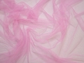Сетка-стрейч подкладочная розовая БД569