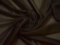 Сетка-стрейч подкладочная коричневая БД545