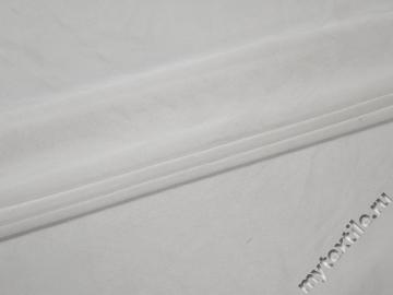 Сетка-стрейч подкладочная белая БД521