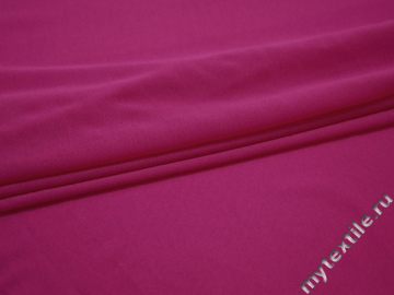 Сетка-стрейч розового цвета полиэстер БД566
