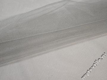 Сетка средняя серебряного цвета БЕ478