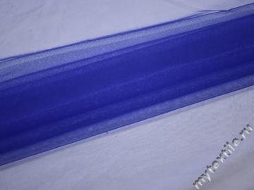 Сетка средняя синего цвета БЕ466