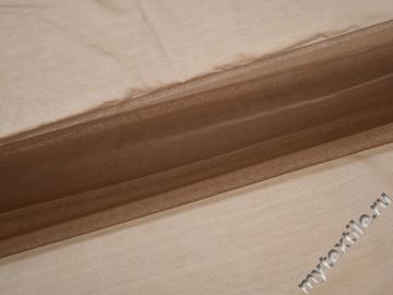 Сетка средняя коричневого цвета БЕ419