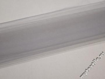 Сетка мягкая серого цвета БЕ422