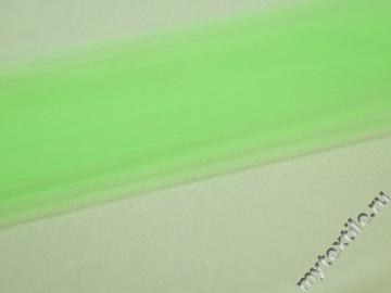 Сетка мягкая зеленого цвета БЕ46