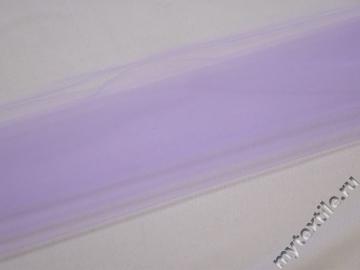 Сетка мягкая сиреневого цвета БЕ418