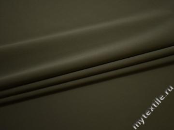 Бифлекс матовый болотно-зеленого цвета АК153