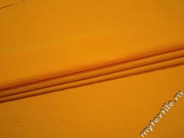 Рубашечная желтая ткань хлопок полиэстер БГ260