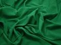 Штапель зеленого цвета вискоза БГ267