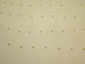 Сетка желтая с бусинами полиэстер БЕ538