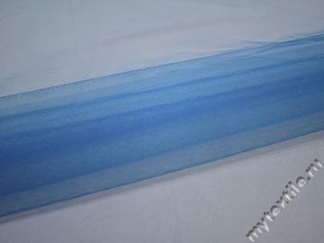 Сетка жесткая синего цвета БЕ513
