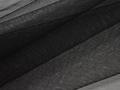 Сетка жесткая черного цвета БЕ519