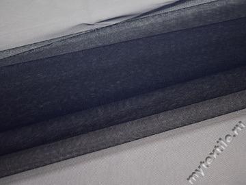 Сетка жесткая синего цвета БЕ55