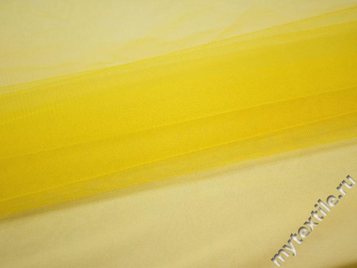 Сетка жесткая желтого цвета БЕ510
