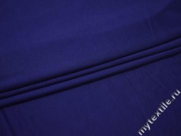 Трикотаж фиолетовый вискоза хлопок АЕ318