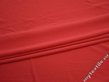 Трикотаж красный вискоза АЕ36